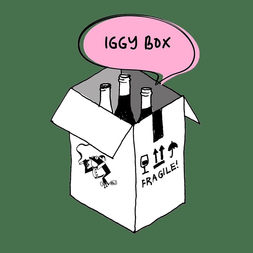 Vini Mariani Noel 2020 Iggy Box Bouteilles Vin