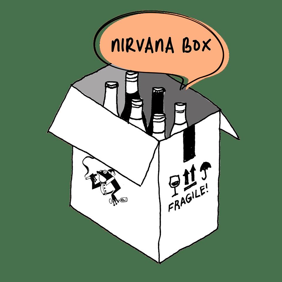 Vini Mariani Noel 2020 Nirvana Box Bouteilles Vin